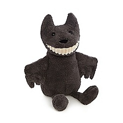 Jellycat - Black 'Toothy' bat