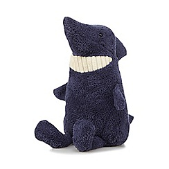 Jellycat - Navy 'Toothy' shark