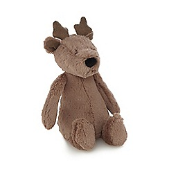Jelly Cat - Brown 'Bashful' small reindeer