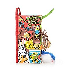 Jellycat - Pet tails book