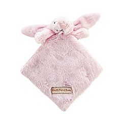 Jellycat - Light pink soft sleepy bunny book