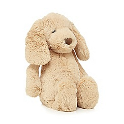 Jellycat - Brown toffee puppy cuddly toy