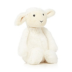 Jellycat - Off white small lamb cuddly toy