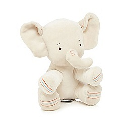 Jellycat - Cream 'Stitchy Elly' soft toy