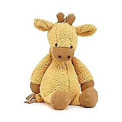 Jellycat - Yellow plush giraffe toy