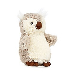 Jellycat - Grey plush small owl toy