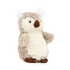 Jellycat - Grey plush small owl toy