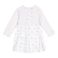 J by Jasper Conran - Baby girls' pink jersey