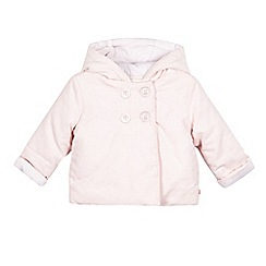 J by Jasper Conran - Baby girls' pink cord jacket