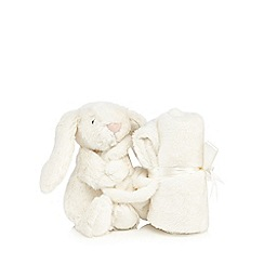 Jellycat - Cream bunny soother