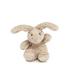 Jelly Kitten - Beige tiny bunny toy