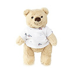 J by Jasper Conran - Baby boys' teddy bear
