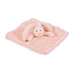 Jelly Cat - Babies pale pink bunny soother