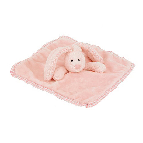 Jellycat - Babies pale pink bunny soother