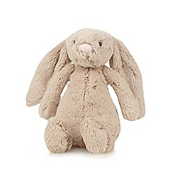 Jelly Kitten - Babies small soft toy bashful bunny beanie