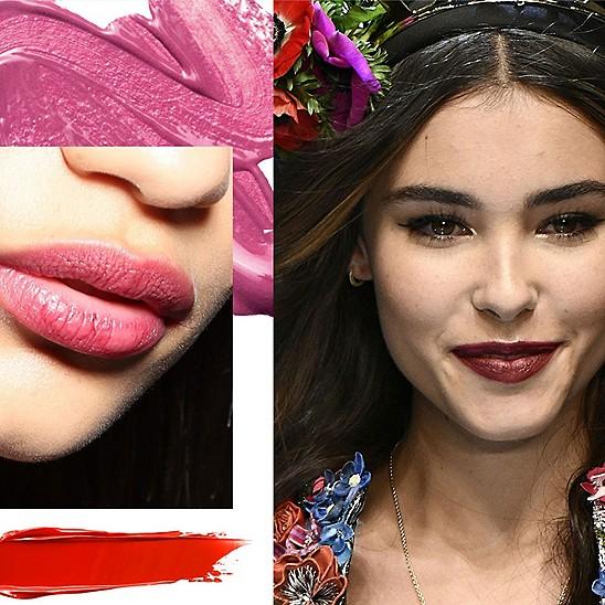 Trending Lip Textures