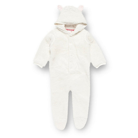 bluezoo - Babies cream sheep suit
