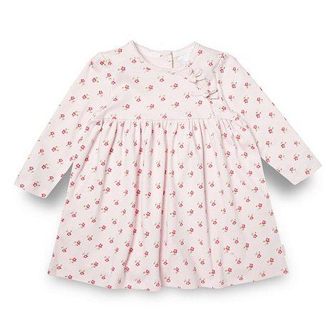 J by Jasper Conran - Designer babies pink floral dress