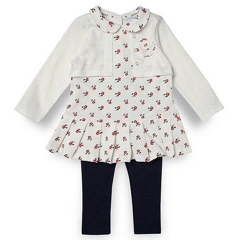 J by Jasper Conran - Designer babies tunic and leggings set
