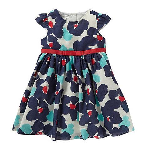 RJR.John Rocha - Designer babies white floral dress