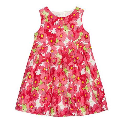 RJR.John Rocha - Designer babies pink floral dress