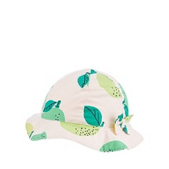 bluezoo - Babies light pink apples and pears hat