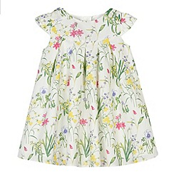 RJR.John Rocha - Designer girl's botanical print dress