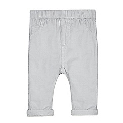 bluezoo - Baby boys' grey corduroy trousers