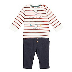 RJR.John Rocha - Baby boys' t-shirt and jogging bottom set