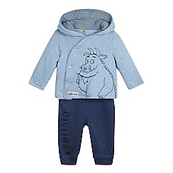 The Gruffalo - Babies blue jacket and joggers set