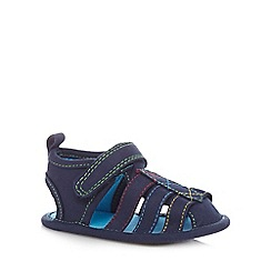 bluezoo - Baby boys' navy sandals