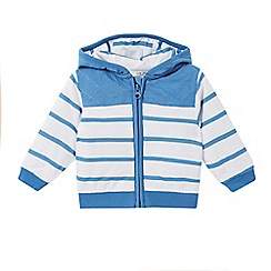 J by Jasper Conran - Baby boys' quilted sweat jacket