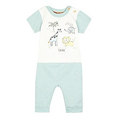 RJR.John Rocha - Baby boys' animal top and jogger set