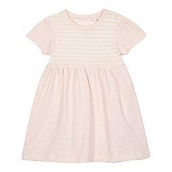 bluezoo - Baby girls' pink empire dress