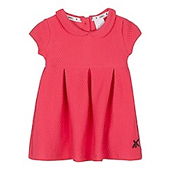 J by Jasper Conran - Baby girls' pink quilted dress