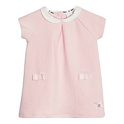J by Jasper Conran - Baby girls' pink Peter Pan dress