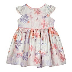 RJR.John Rocha - Baby girls' pink floral print dress
