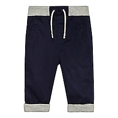 bluezoo - Baby boys' navy trousers