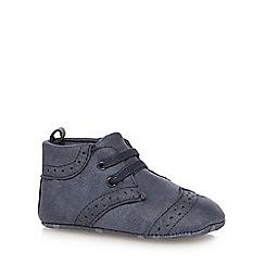 J by Jasper Conran - Baby boys' navy shoes