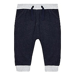 bluezoo - Baby boys' navy jogging bottoms