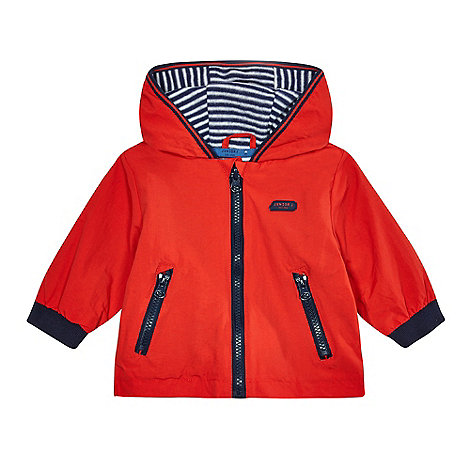 J by Jasper Conran - Baby boys+ red jacket