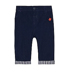 J by Jasper Conran - Baby boys' navy trousers