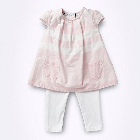 J by Jasper Conran - Designer pink tunic and leggings set