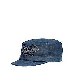 Mantaray - Baby boys' denim cap