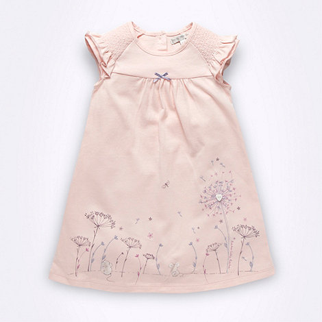 RJR.John Rocha - Designer Babies pink dandelion dress
