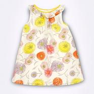 Designer Babies white floral dress