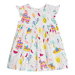 bluezoo - Baby girls' multi-coloured printed dress