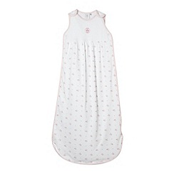 J by Jasper Conran - Designer babies pink floral sleeping bag