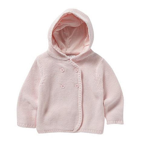 J by Jasper Conran - Designer babies chunky knitted cardigan