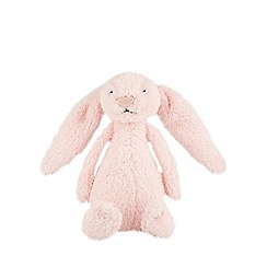 Jellycat - Babies pink bunny rattle